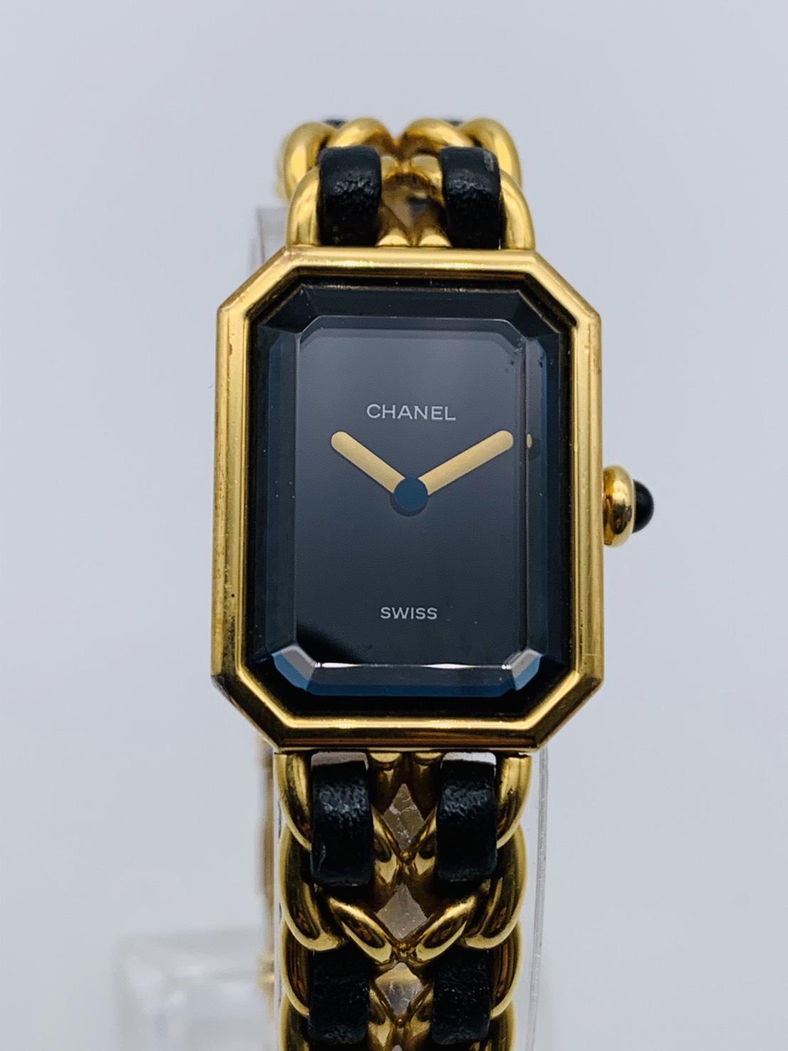 CHANEL  シャネル プルミエール 腕時計・買取ならナニウル久米川店へ